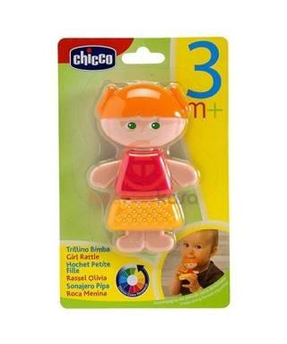 Chicco Kız Bebek Çıngırak