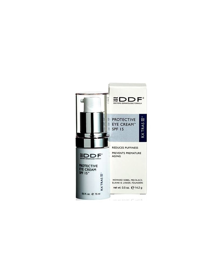 DDF Protective Eye Cream SPF 15 15 ml