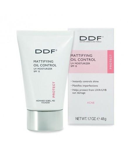 DDF Mattifying Oil Control UV Moisturizer SPF 15 48 ml