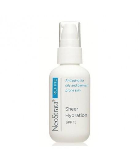 NeoStrata Sheer Hydrating Spf 15 Oil Free Losyon