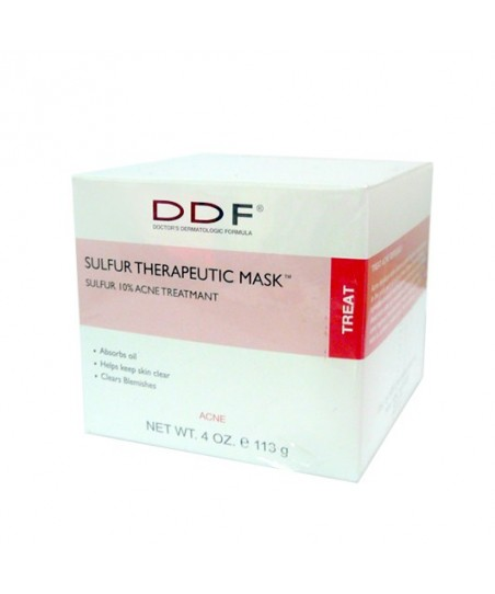DDF Sulfur Therapeutic Mask 113 gr