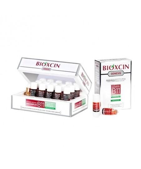 Bioxcin Genesis Serum 15x10 ml  Genesis Kuru-Normal Şampuan HEDİYE