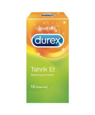 Durex Tahrik Et Prezervatif...
