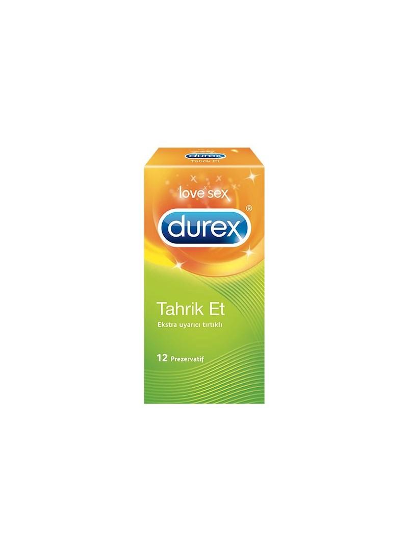 Durex Tahrik Et Prezervatif 12 Li