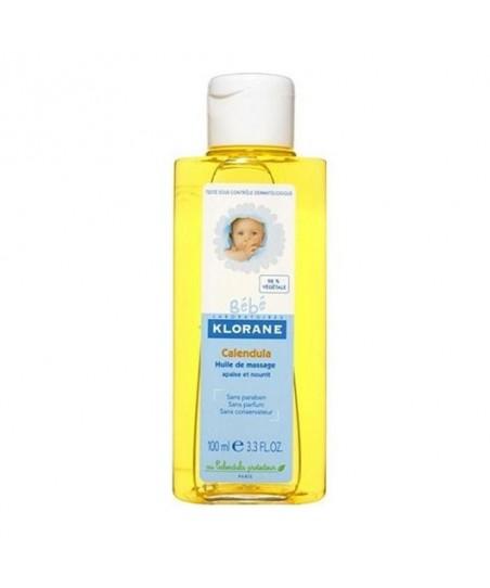 Klorane Bebe Masaj Yağı 100 ml