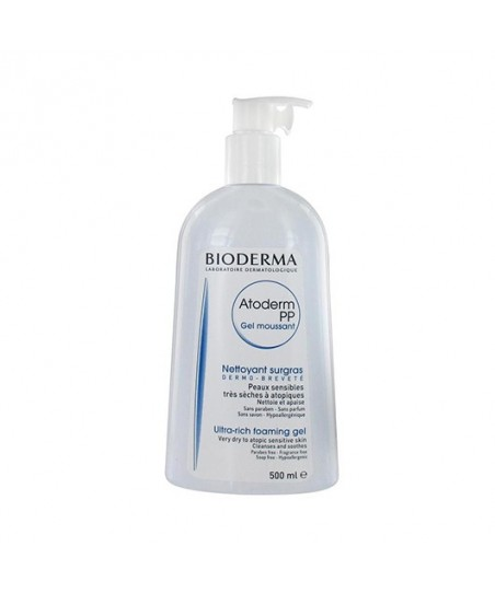 Bioderma Atoderm PP Foaming Gel 500 ml