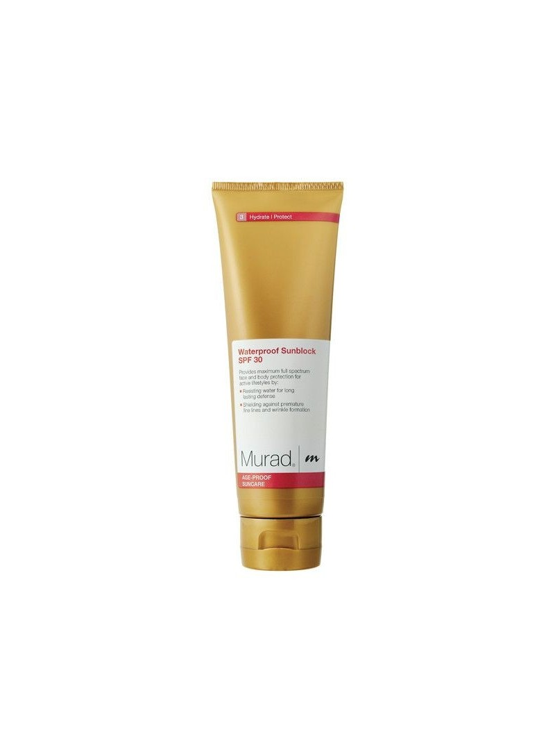 Dr Murad SPF 30 Waterproof Sunblock Face & Body 130 ml