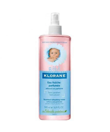 Klorane Bebe Bebekler İçin Ferahlatıcı Bakım Spreyi 500 ml