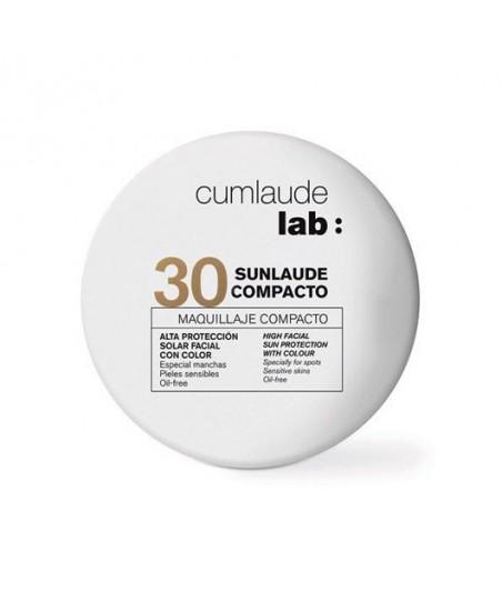 Cumlaude Lab Sunlaude Compacto Spf30