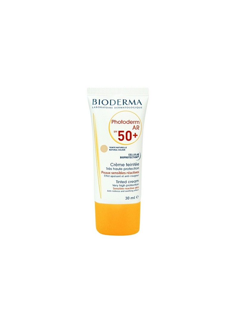 Bioderma Photoderm AR SPF50 Natural Tinted Cream 30 ml