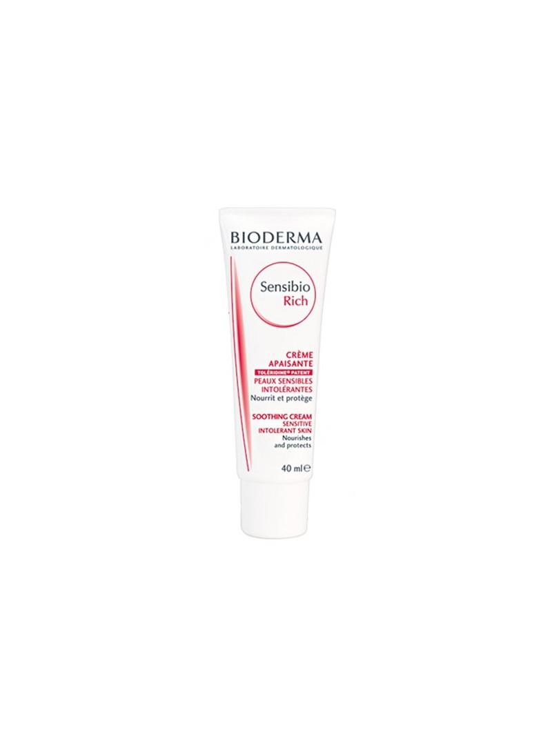 Bioderma Sensibio Rich Cream 40 ml
