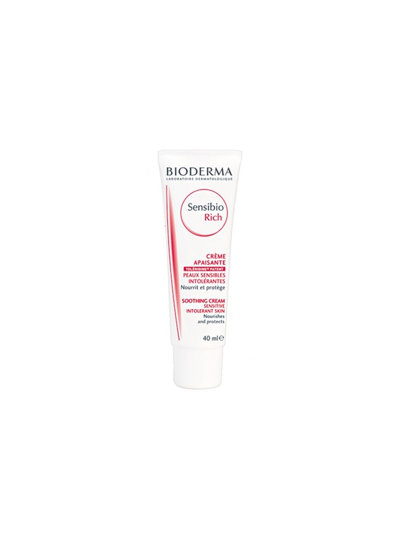 Bioderma Sensibio Rich Creme 40 ml