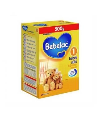 Bebelac 1 Bebek Sütü 500 gr. (S.K.T 11.09.2016)