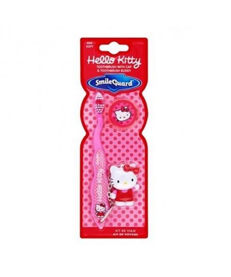 Hello Kitty Anahtarlıklı Diş Fırçası 3-6 Yaş