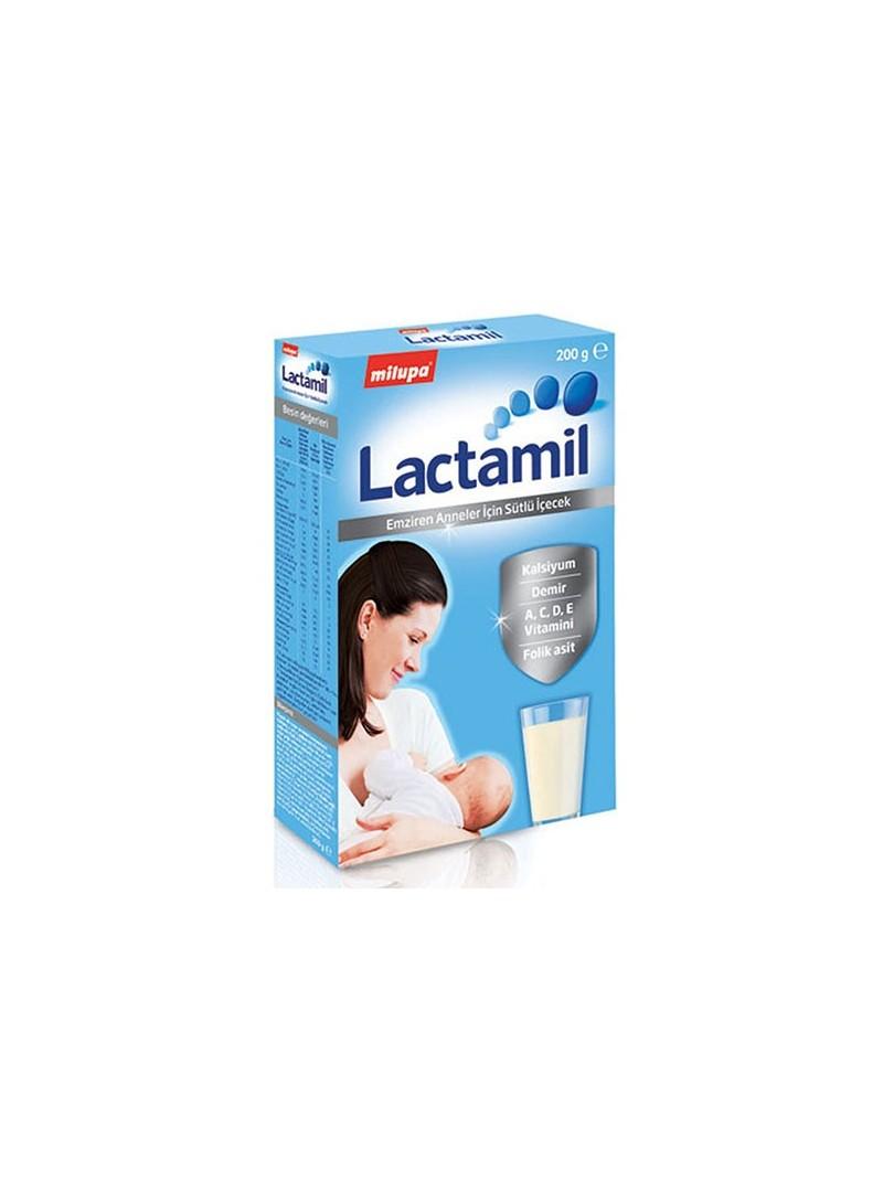 Milupa Lactamil Emziren Anneler İçin Sütlü İçecek 200 gr
