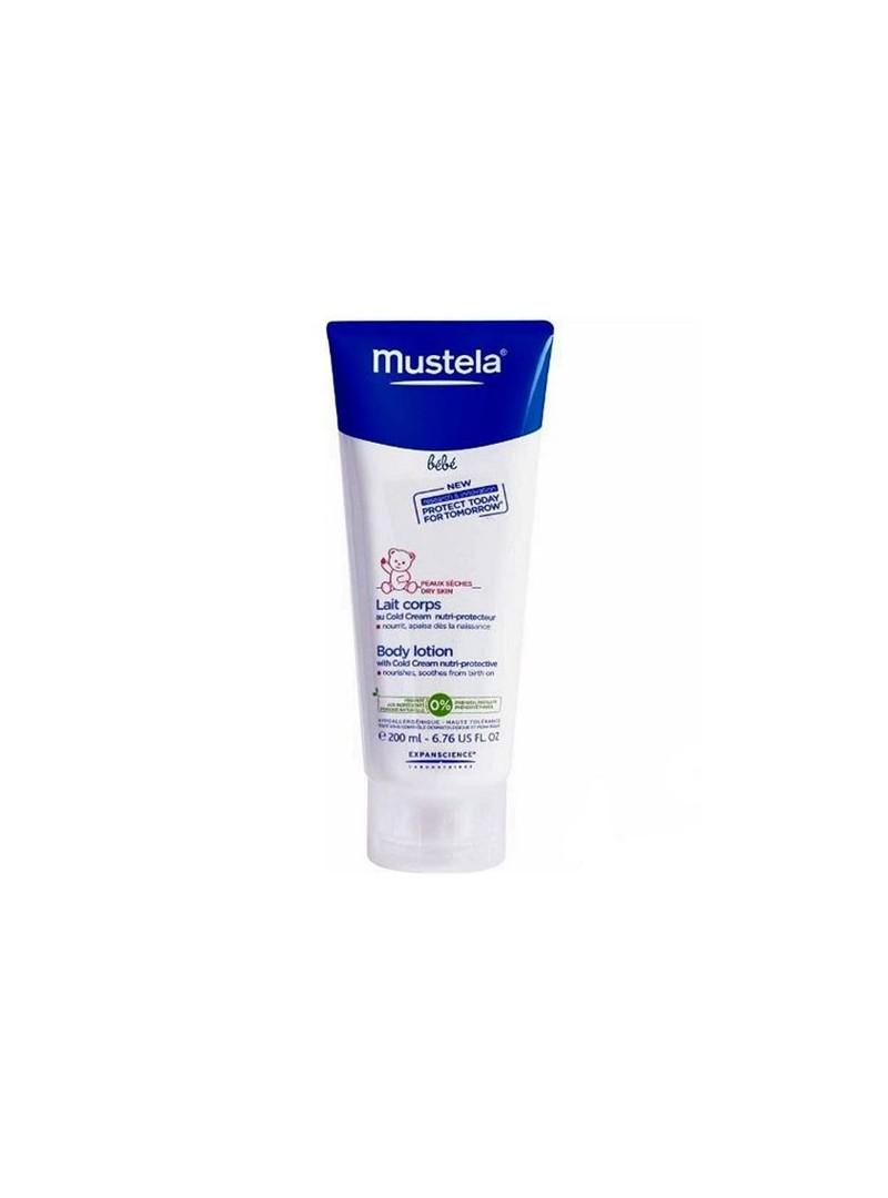 Mustela Body Lotion With Cold Cream Nutri Protective 200 ml - Cold Cream içeren Vücut Losyonu