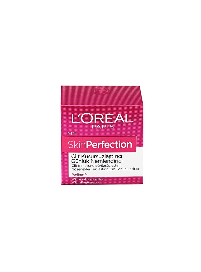 Loreal Skin Perfection Günlük Nemlendirici 50 ml