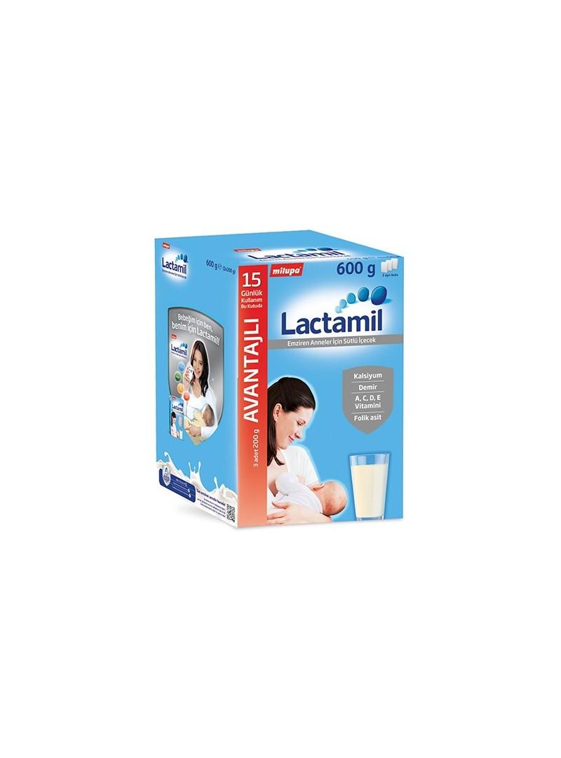 Milupa Lactamil 600 gr Emziren Anneler İçin Sütlü İçecek