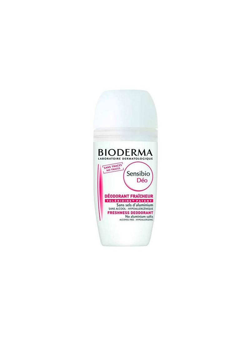 Bioderma Sensibio Freshness Deodorant Roll-On 50ml