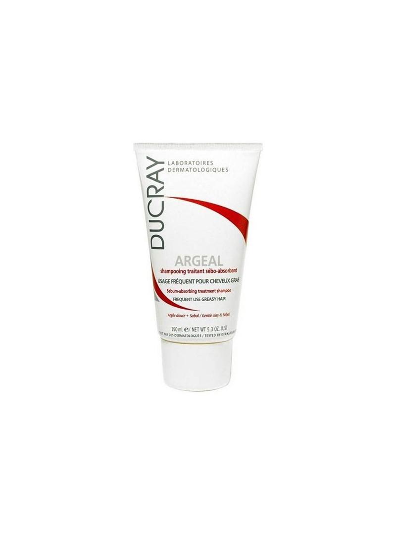 Ducray Argeal Shampoo 150 ml Yağlı Saçlar İçin Şampuan
