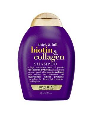 Organix Biotin & Collagen...