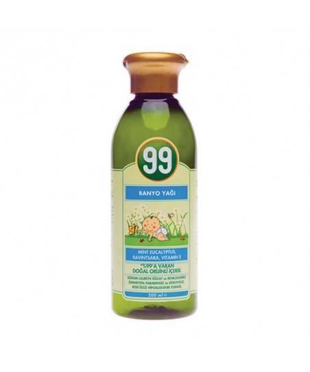 99 Banyo Yağı 200 ml