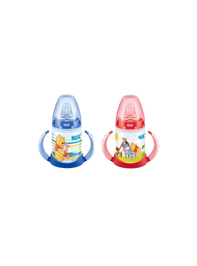 Nuk First Choice Disney PP Learner Biberon 150 ml - Silikon Emzikli 6-18 Ay