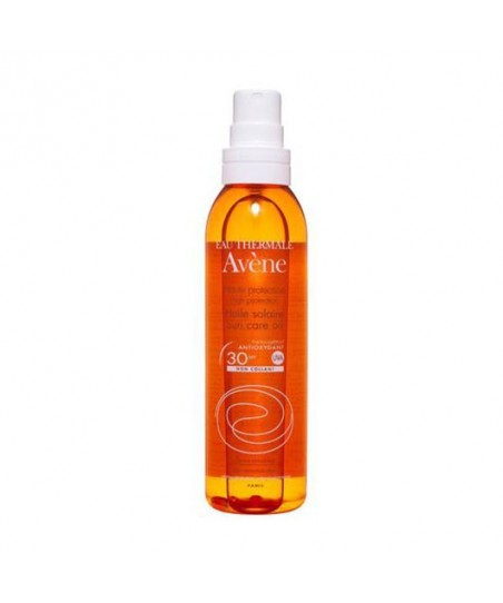 Avene Eau Thermale Huile Solaire SPF 30 Sun Care Oil 200 ML