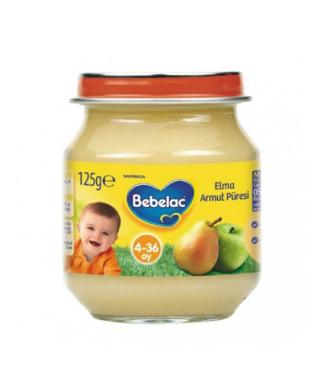 Bebelac Kavanoz Maması Elma...