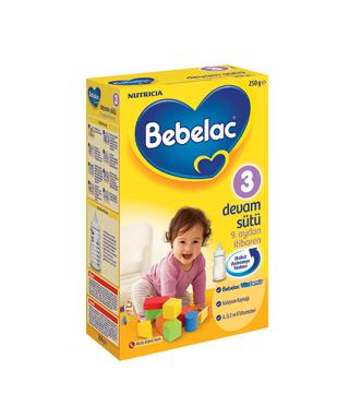 Bebelac 3 Biberon Maması...