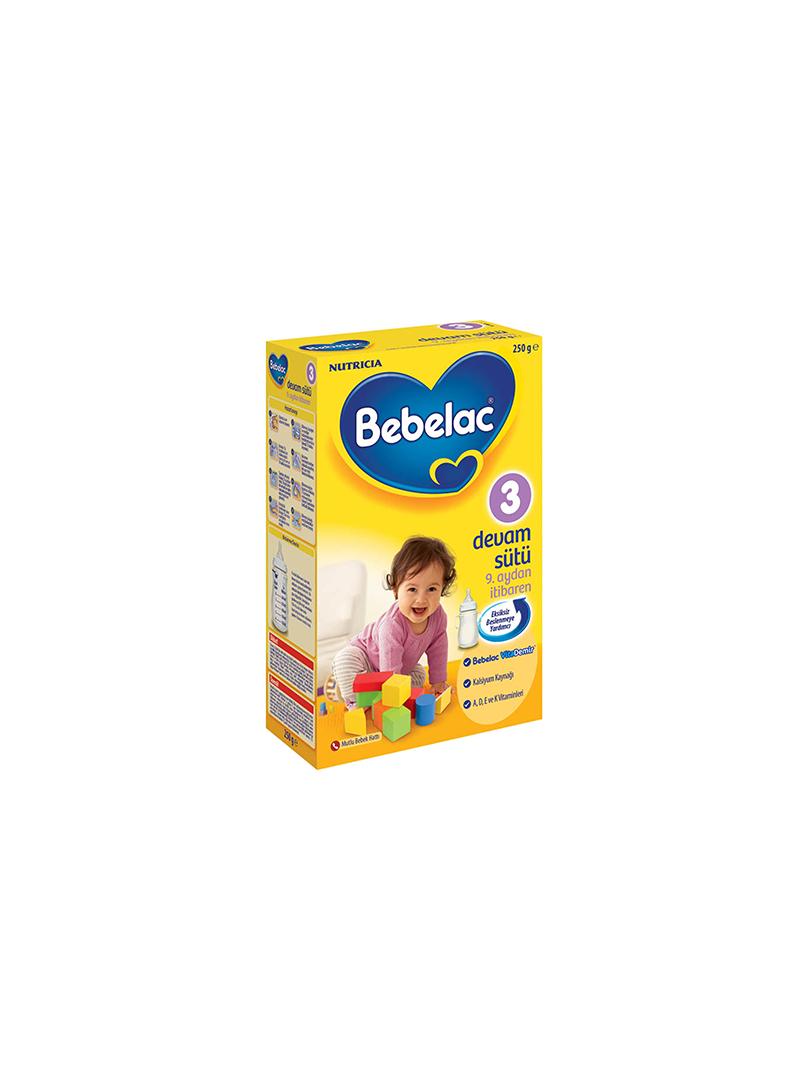 Bebelac 3 Biberon Maması 250 gr