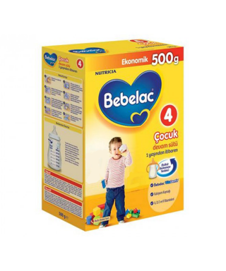 Bebelac Junior 4 Devam Sütü...