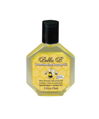 Bella B Breastfeeding Massage Oil Masaj Yağı 75 ml