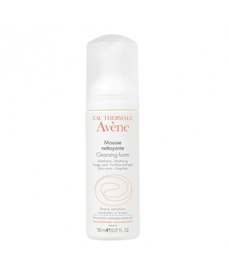 Avene Mousse Nettoyant Cleansing Foam 150 ml - Köpük
