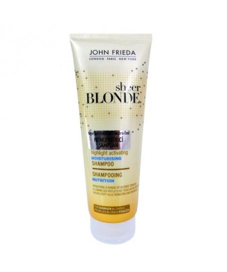 John Frieda Blonde Koyu Sarı Saçlara Nemlendirici Şampuan