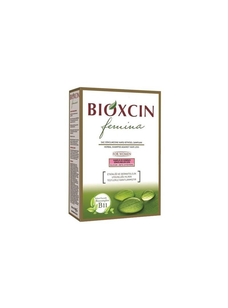 Bioxcin Femina Şampuan Hamilelik Sonrası 300 ml