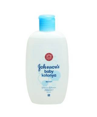 Johnsons Baby Ocean Kolonya...
