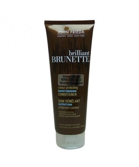 John Frieda Brilliant Brunette Multi Tone Revealing Conditioner 250 ml Kahverengi Saçlara Özel Saç Kremi