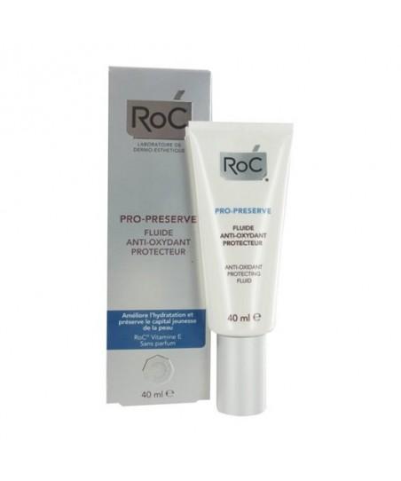 Roc Pro-Preserve Fluide - Anti Oksidan İçeren Koruyucu Likit Bakım Kremi