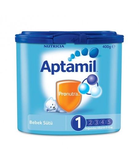 Milupa Aptamil 1 Bebek Sütü Mama 400 gr