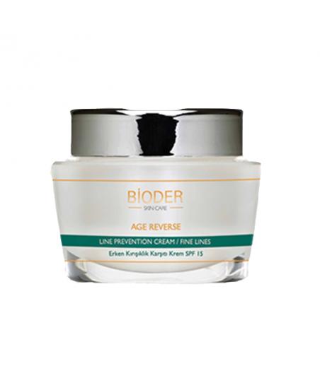 Bioder Age Reverse Erken Kırışıklık Karşıtı Krem Spf 15 Kuru\Normal 50 ml