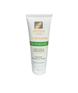 Bioder Acne-Clean Gözenek Sıkılaştırıcı Maske 75 ml