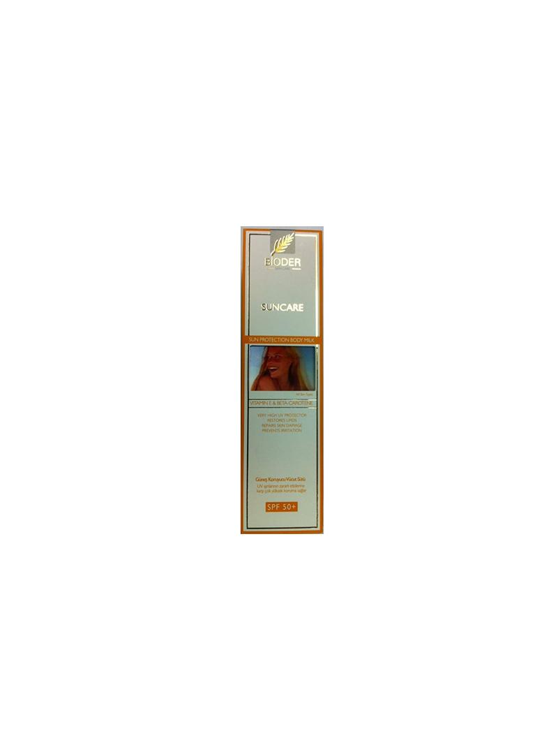 Bioder Suncare Güneş Koruyucu Vücut Sütü Spf 50+