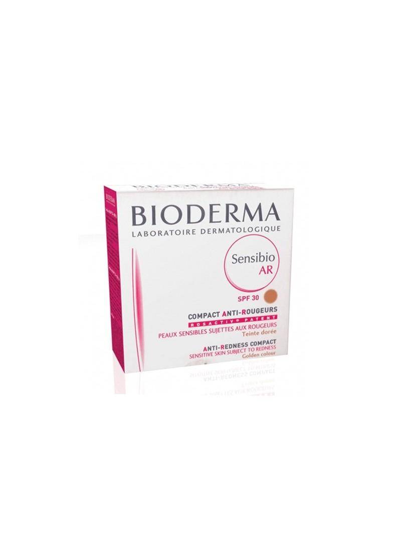 Bioderma Sensibio AR SPF 30 Compact Golden 10 gr