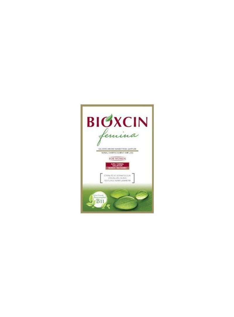 Bioxcin Femina Şampuan Bayan Kuru/Normal Saçlar