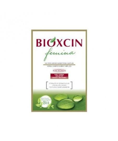 Bioxcin Femina Şampuan Kuru-Normal Saçlar 300 ml