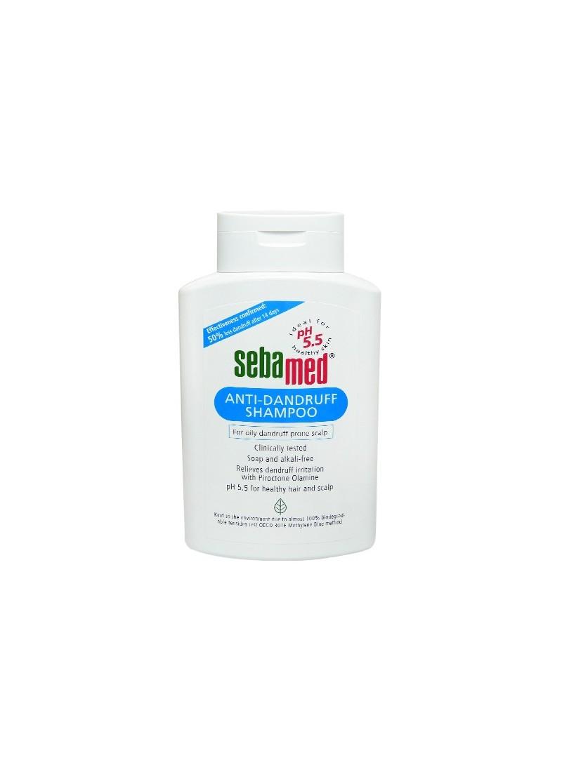 Sebamed Anti Dandruff Kepek Giderici Şampuan 500 ml