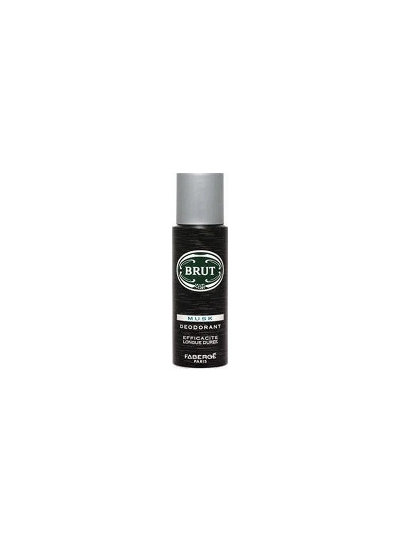 Brut Musk Deo Spray Erkek Deodorant 200ml