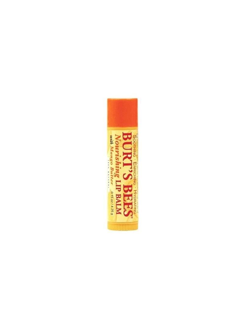 Burts Bees Nourishing Lip Balm 4,25 ml Mango Özlü Dudak Bakımı