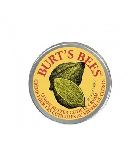 Burts Bees Lemon Butter Cuticle Cream 15 gr - Tırnak Eti Bakım Kremi